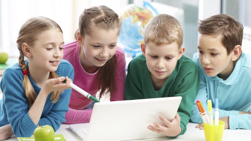 New learning methodology for the children