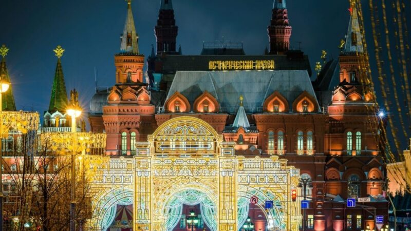 12 Things To Do In Moscow During Christmas