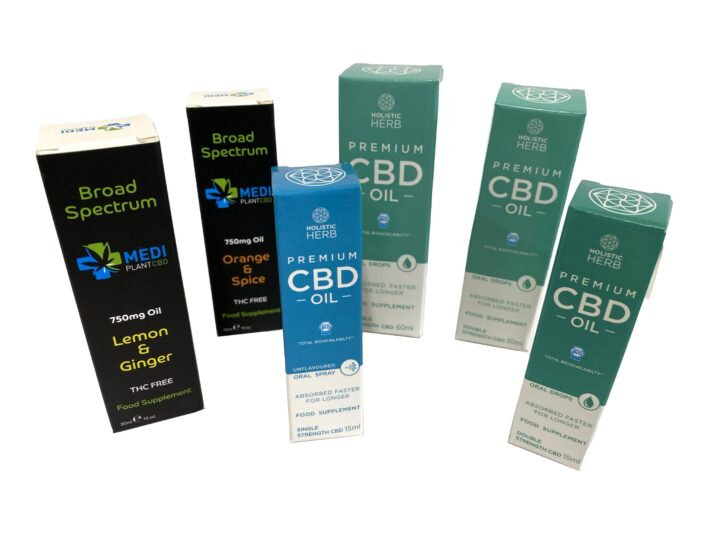 Showing The Bests Simply With CBD Oil Boxes