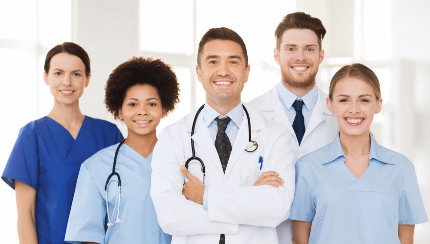 Top 4 Jobs for Health Fanatics